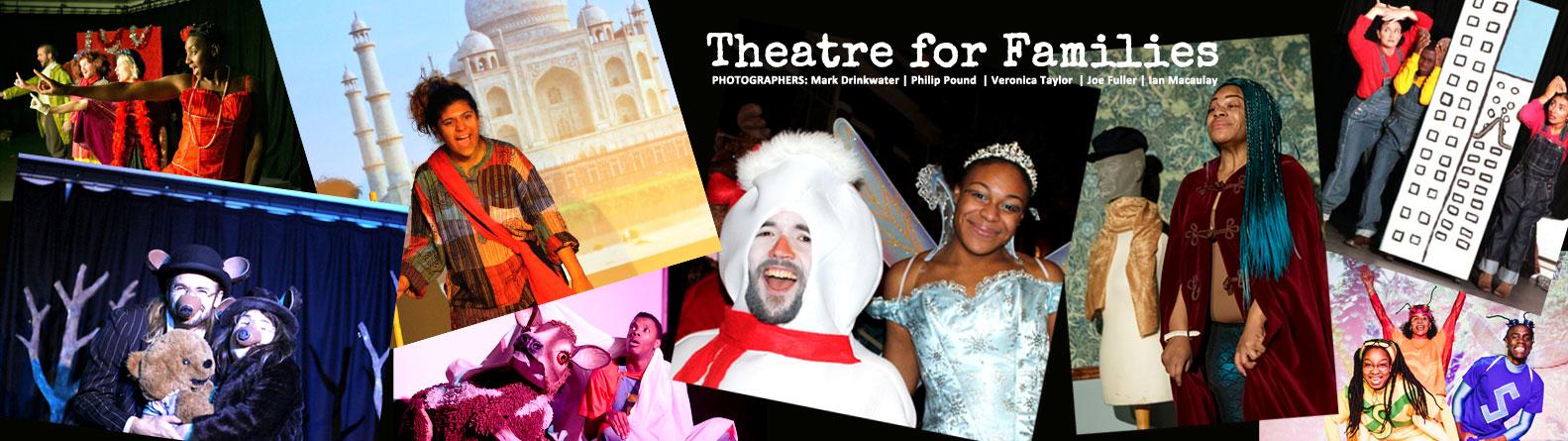 theatre for families Sydenham SE26